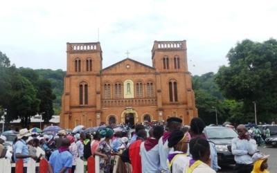 Pâques 2021 : message de S. Em Dieudonné Cardinal Nzanpalainga, C.S.Sp