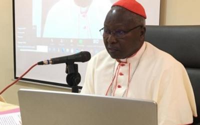 Le « Document de Kampala » présenté au public par le cardinal Ouédraogo